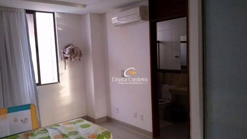 casa residencial à venda, intermares, cabedelo. - ca0065