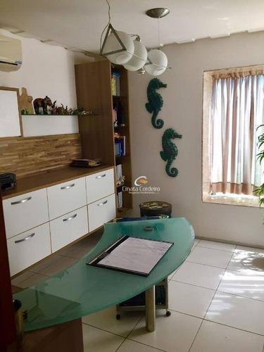 casa residencial à venda, intermares, cabedelo. - ca0073