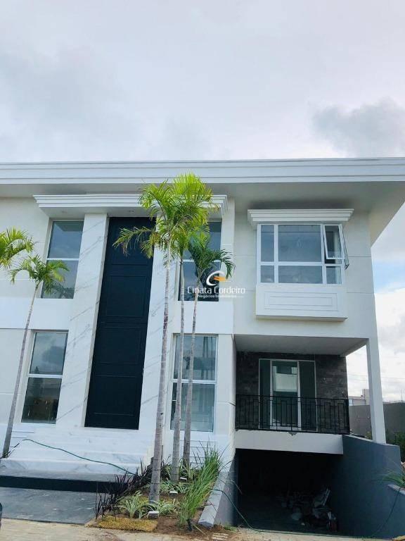 casa residencial à venda, intermares, cabedelo. - ca0081
