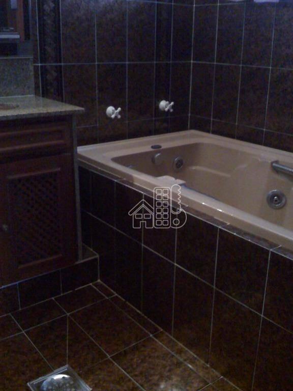 casa  residencial à venda, itacoatiara, niterói. - ca0148