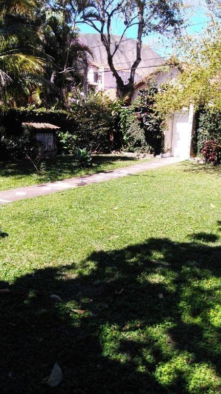 casa residencial à venda, itacoatiara, niterói. - ca0286