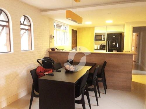 casa residencial à venda, itacoatiara, niterói. - ca0438