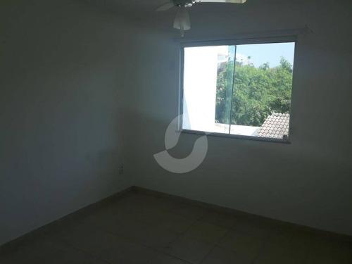 casa residencial à venda, itacoatiara, niterói - ca1263. - ca1263