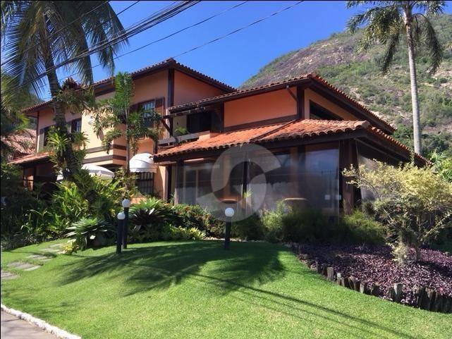 casa residencial à venda, itacoatiara, niterói. - ca1333