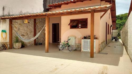 casa residencial à venda, itaipu, niterói. - ca0226
