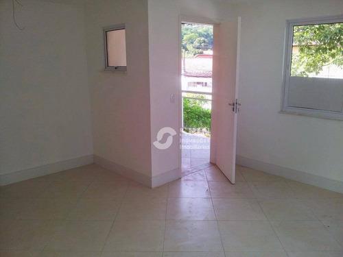 casa residencial à venda, itaipu, niterói. - ca0291