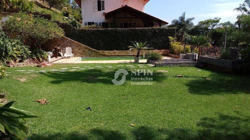casa residencial à venda, itaipu, niterói - ca0349. - ca0349