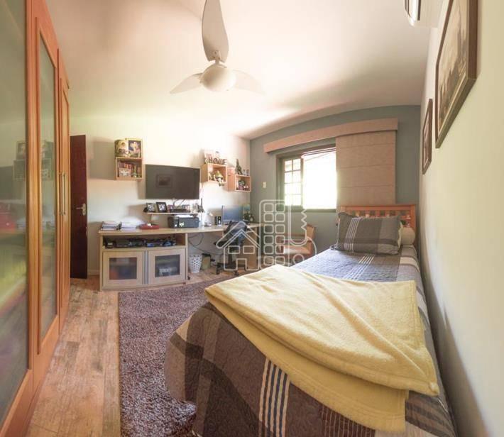 casa residencial à venda, itaipu, niterói. - ca0539