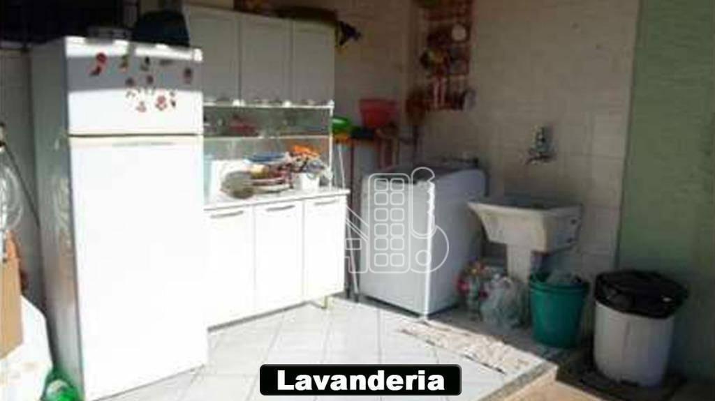 casa residencial à venda, itaipu, niterói. - ca0705