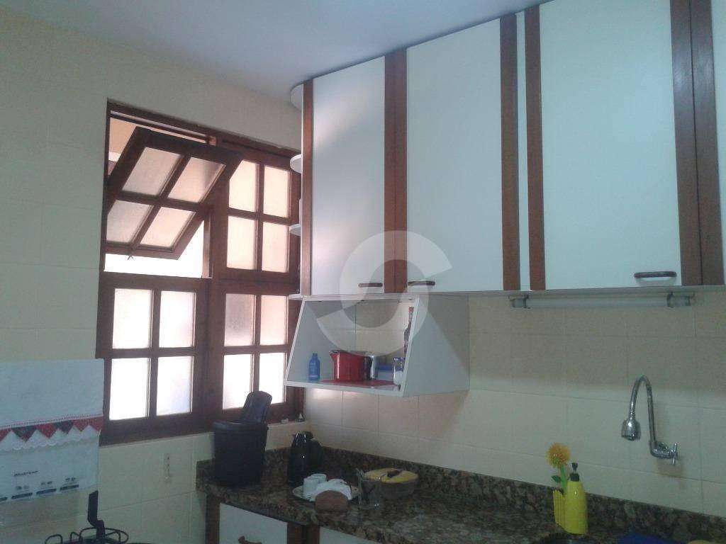 casa residencial à venda, itaipu, niterói. - ca0747