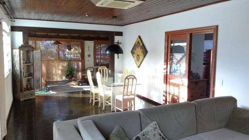casa residencial à venda, itaipu, niterói. - ca0809