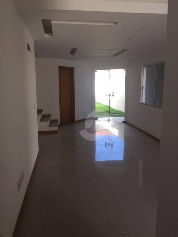 casa residencial à venda, itaipu, niterói. - ca0850