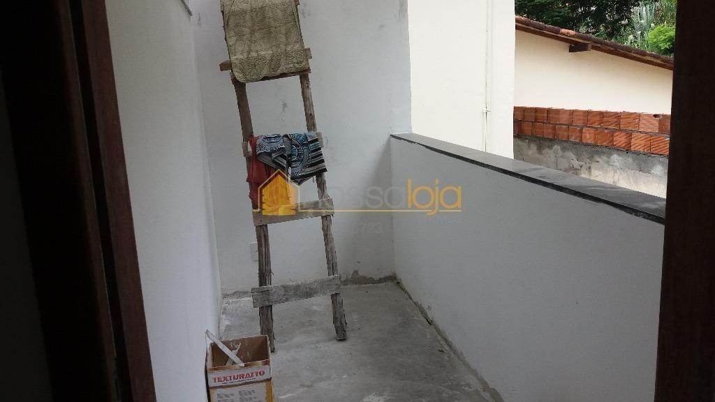 casa residencial à venda, itaipu, niterói. - ca0854