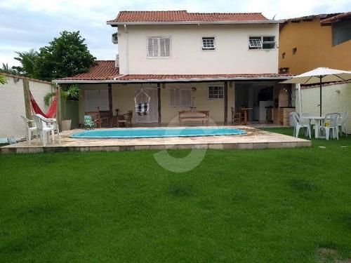 casa residencial à venda, itaipu, niterói. - ca0964