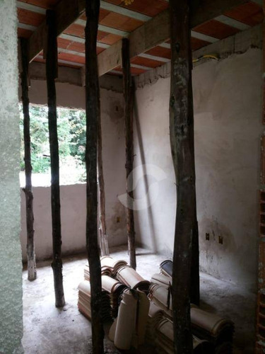 casa residencial à venda, itaipu, niterói. - ca1079