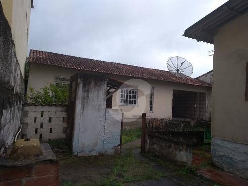 casa residencial à venda, itaipu, niterói. - ca1105