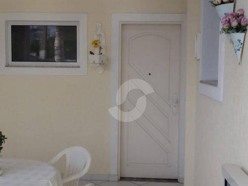casa residencial à venda, itaipu, niterói. - ca1108