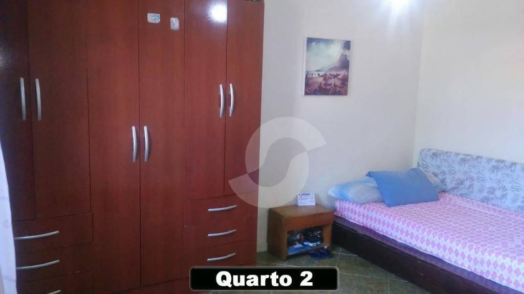 casa residencial à venda, itaipu, niterói. - ca1160