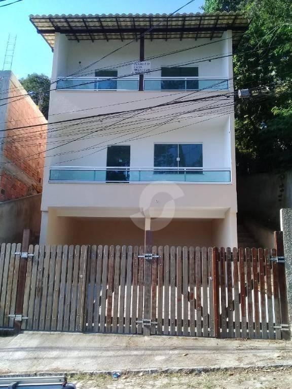 casa residencial à venda, itaipu, niterói. - ca1169