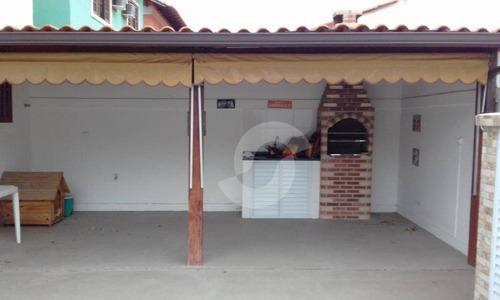 casa residencial à venda, itaipu, niterói. - ca1431