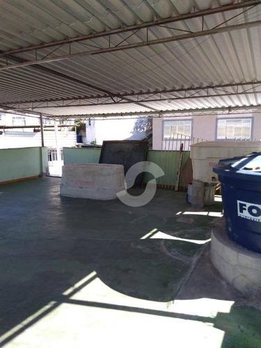 casa residencial à venda, itaipu, niterói. - ca1539