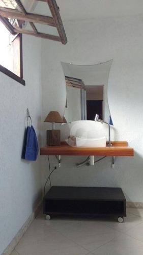 casa residencial à venda, itaipuaçu, maricá. - ca1066