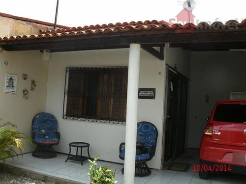 casa  residencial à venda, itaperi, fortaleza. - ca0128