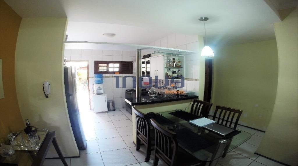 casa residencial à venda, itaperi, fortaleza - ca0167. - ca0167