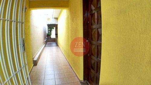 casa residencial à venda, itaquera, são paulo. - ca2696