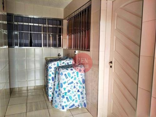casa residencial à venda, itaquera, são paulo. - ca2746