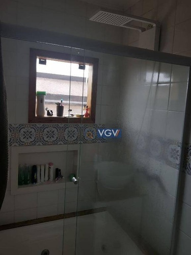 casa residencial à venda, jabaquara, são paulo. - ca0337