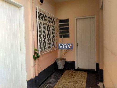 casa residencial à venda, jabaquara, são paulo. - ca0421