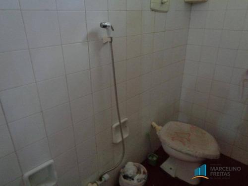 casa residencial à venda, jacarecanga, fortaleza. - codigo: ca1515 - ca1515