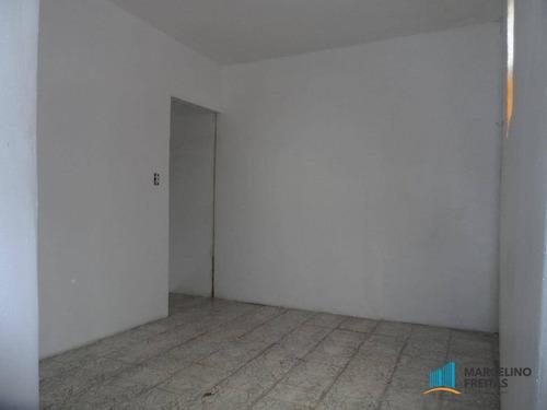 casa residencial à venda, jacarecanga, fortaleza. - codigo: ca1535 - ca1535