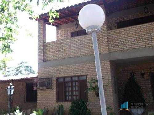 casa residencial à venda, jacunda, aquiraz - ca0372. - ca0372