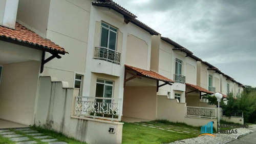 casa residencial à venda, jacundá, eusébio - ca1266. - ca1266
