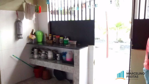 casa residencial à venda, jangurussu, fortaleza - ca1265. - ca1265