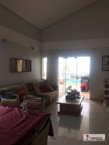 casa residencial à venda, jardim acapulco, marília. - ca0496