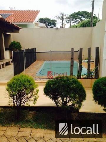 casa residencial à venda, jardim aclimação, são josé do rio preto. - ca0211