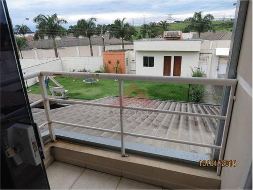 casa residencial à venda, jardim altos de santana ii, jacareí. - ca3587
