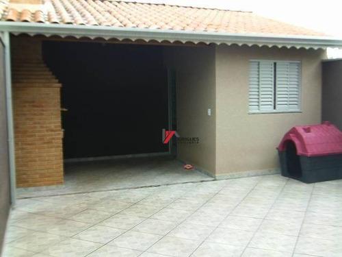 casa  residencial à venda, jardim alvinópolis, atibaia. - ca0688