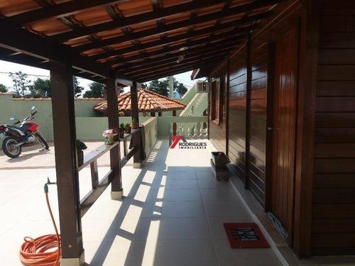 casa residencial à venda, jardim alvinópolis, atibaia. - ca1167