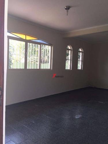 casa residencial à venda, jardim alvinópolis, atibaia. - ca1482