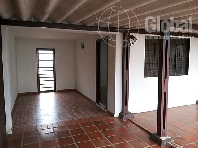 casa residencial à venda, jardim alvorada, sumaré. - ca1036