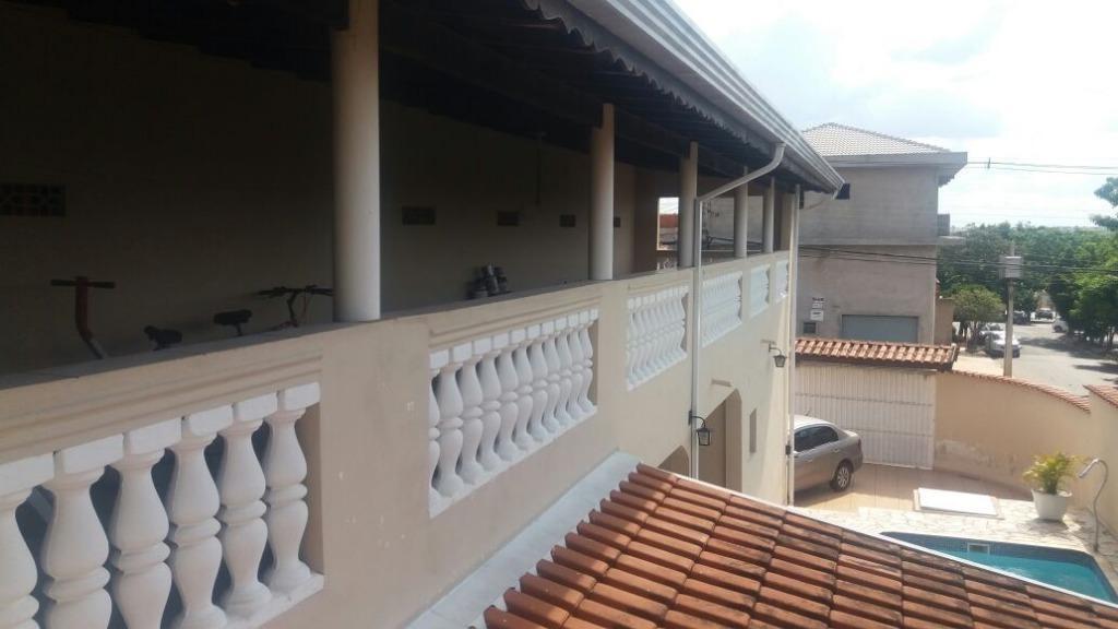 casa residencial à venda, jardim amanda i, hortolândia. - ca6355