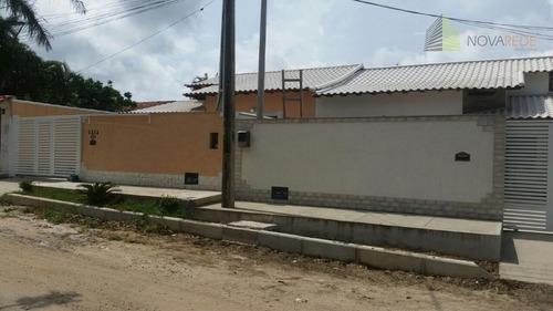 casa residencial à venda, jardim araruama, araruama - ca0945. - ca0945