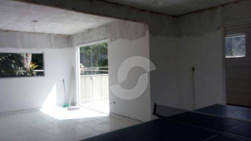 casa residencial à venda, jardim atlântico central (itaipuaçu), maricá. - ca0662