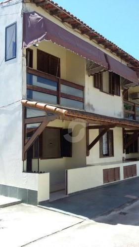 casa residencial à venda, jardim atlântico central (itaipuaçu), maricá. - ca0695