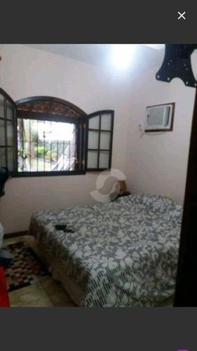 casa residencial à venda, jardim atlântico central (itaipuaçu), maricá. - ca0771
