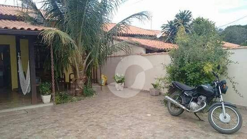 casa residencial à venda, jardim atlântico oeste (itaipuaçu), maricá. - ca1573